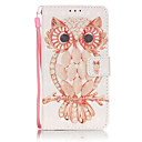 Buy Shell Owl 3D Painted Patterns PU Leather Case Cover Samsung Galaxy A5(2016) / A3(2016)