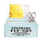 Buy Special Desktop Cosmetics Storage Box Cabinet Finishing Multi Functional Creative Retro Wood