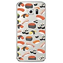 Buy Sushi TPU Soft Ultra-thin Back Cove Samsung Galaxy S7 edge / S6 plus S5/S4