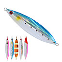 Buy Afishlure Slow roll Metal Plate Lead Jig 30g Jigging Spoon Fishing Lure Deep Sea
