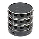 Buy Bluetooth Speaker Mini TF Sound Card Multi-Function Aluminum Portable Wileress Mic MP3 Player