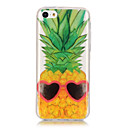 Buy TPU Material + IMD Technology Pineapple Pattern Painted Relief Phone Case iPhone 6s Plus / 6 Plus/SE 5s 5/5C