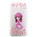 Buy Girl Embossed Acrylic Back Transparent TPU Phone Case Samsung J5 J1(2016) J3(2016) J5(2016) J7(2016) G530