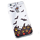 Buy Halloween Pumpkins HD 3D Embossed Pattern Acrylic Material High Transparent TPU Phone Case iPhone 7 Plus 6s 6