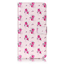 Buy PU Leather Material Bee Pattern Painting Phone Cases iPhone 7 Plus/7/6s Plus / 6 Plus/6S/6/SE 5s/5