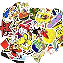 Buy ZIQIAO 50 Pcs/ Pack Random Stickers Car Styling Funny Sticker Doodle Motorcycle Bike Travel