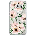 Buy Watercolor Flower Pattern Soft Ultra-thin TPU Back Cover Samsung GalaxyS7 edge/S7/S6 edge/S6 edge plus/S6/S5/S4