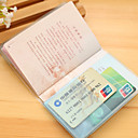 Buy Travel Passport Holder & ID Storage Waterproof / Dust Proof Portable Plastic