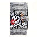 Buy Musical Instruments Pattern PU Leather Full Body Case Stand Card Slot Wiko Lenny 2 3 Sunset