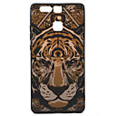 Buy Huawei P9 Honor 8 Cover Case Tiger Pattern Relief TPU Acrylic Material Phone