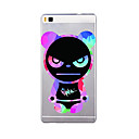 Buy Huawei Honor 8 V8 7 7i 6 6plus Lite Translucent Case Back Cover Cartoon Soft TPU X2 5C 4C 3C 4X 5X 4A