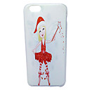 Buy Pattern Case Back Cover Christmas Angel Soft TPU Apple iPhone 7 Plus 6s 6 SE 5s 5 5C 4s 4