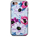 Buy Apple iPhone 7 7Plus 6S 6Plus Case Cover Flower Pattern TPU Material Painted Relief Phone
