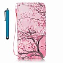 Buy Samsung Galaxy A5 (2016) A3 Case Cover Stylus Cherry Tree 3D Painting PU Phone