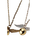 Buy Necklace Pendant Necklaces Jewelry Wedding / Party Daily Casual Fashion Alloy Gold 1pc Gift