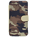 Buy Samsung Galaxy J7(2016) J5(2016) J1(2016) On7(2016) J7 J2 Case Cover Camouflage B Series PUP Material Magnetic Clasp Cell Phone