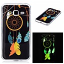 Buy Samsung Galaxy 7 (2016) J7 J5 Cover Case Glow Dark IMD Pattern Back Dream CatchSoft TPU forJ5 J3 Grand Prime