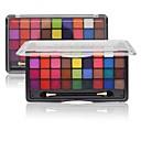 Buy Eye Shadow Professional Matte Shimmer Eyeshadow Pigment Brush Makeup Cosmetic Set 36 Colors