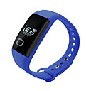 Buy Waterproof Smart Watch Adult Heart Rate Monitor Touch Screen SmartWatch Wristband Bluetooth Bracelet IOS