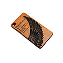 Buy Huawei P9 Mate 9 Shockproof Embossed Case Back Cover Feathers Hard Bamboo Plus P8