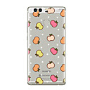 Buy Huawei P10 P9 Transparent Pattern Case Back Cover Fruit Soft TPU Plus Lite P8 Mate8 Mate9 Pro