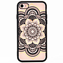 Buy iPhone 7 7plus 6S 6plus phone Case New Mandala pattern TPU acrylic two-in-one Scrub