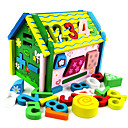 Buy Building Blocks Gift Model & Toy House 2 4 Years 5 7 8 13 14 Toys