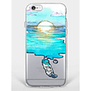 Buy Case iPhone 7 Plus 6 Scenery pattern Phone Soft Shell 6/6s 5 5s SE