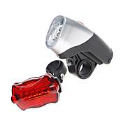 자전거 라이트 자전거 전조등 자전거 후미등 LED 싸이클링 AAA 루멘 배터리 사이클링