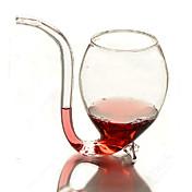 뱀파이어 스타일 300ml의 와인 위스키 유리 sipper 컵