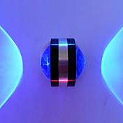 2 LED Integrado Moderno/Contemporáneo Galvanizado Característica for LED Bombilla Incluida,Luz Ambiente Luz de pared