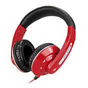 스테레오 음악 3.5MM에 귀 헤드폰 DM-3000 (블랙, 레드, 화이트, 블루)