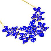 여자의 황금 펑키 캔디 컬러 여름 시원한 칼라 목걸이 jewellerynl-2058a, B, C, D, E, F