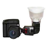 Lambency difusor de flash P4 para Canon 550EX 580EX II 2 Domo Color