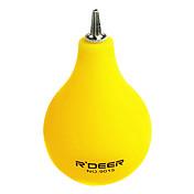 노란색 - 먼지 송풍기 공기 펌프 청소기 도구 시계