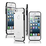 용 아이폰5케이스 야광 / 투명 케이스 뒷면 커버 케이스 단색 소프트 TPU iPhone SE/5s/5