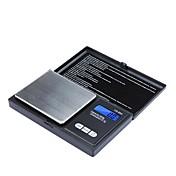 균형 휴대용 650g/0.1g 무게 고 정확도 소형 전자 디지털 방식으로 소형 가늠자 보석