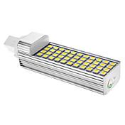 12W G24 LED 콘 조명 T 44 SMD 5050 792 lm 차가운 화이트 밝기 조절 AC 85-265 V