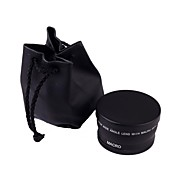 캐논 EOS 매크로 광각 렌즈 0.45의 58mm 350D / 400D / 450D / 500D / 1000D / 550D / 600D / 1100D 제품과 함께