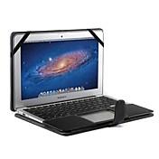 맥북 에어 13 인치를위한 PU 가죽 노트북 휴대용 퍼스널 컴퓨터 소매 피부 상자 덮개