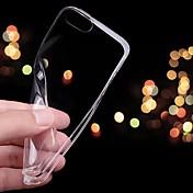 울트라 얇은 0.3mm의 투명 TPU 소프트 iphone6s에 대한 경우 플러스 / 6 플러스 (모듬 색상)