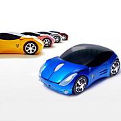 2.4 기가 헤르츠 고출력 무선 슈퍼 자동차 패턴 광 마우스 (모듬 색상)