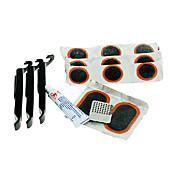 kit de reparación de neumáticos moto acacia® incluyendo palanca de neumáticos
