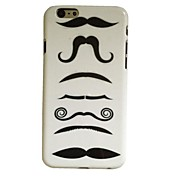 Para Funda iPhone 6 / Funda iPhone 6 Plus Diseños Funda Cubierta Trasera Funda Dibujos Suave TPU iPhone 6s Plus/6 Plus / iPhone 6s/6