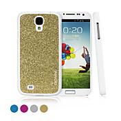 Para Funda Samsung Galaxy Ultrafina Funda Cubierta Trasera Funda Brillante Policarbonato Samsung S4