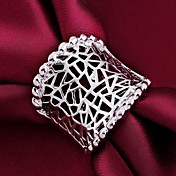 Statement Rings Sterling Silver Classic Jewelry Wedding Party Daily Casual 1pc