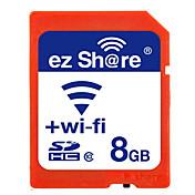 ez Share 8GB 와이파이 SD 카드 메모리 카드 CLASS10