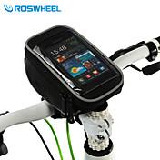 ROSWHEEL® Bolsa para Bicicleta 1.5LBolso del teléfono celular / Bolsa para Manillar Multifuncional / Pantalla táctil Bolsa para Bicicleta