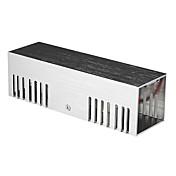 AC 110-130 AC 220-240 2W 집적 LED 모던/현대 예술적 자연 영감 LED 모던/콘템포라리 일렉트로플레이티드 특색 for LED 미니 스타일 전구 포함,주변 라이트 벽 빛