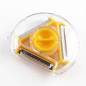 1 piezas Pelador y del rallador For de las frutas / para vegetal PlásticoMúltiples Funciones / Alta calidad / Cocina creativa Gadget /